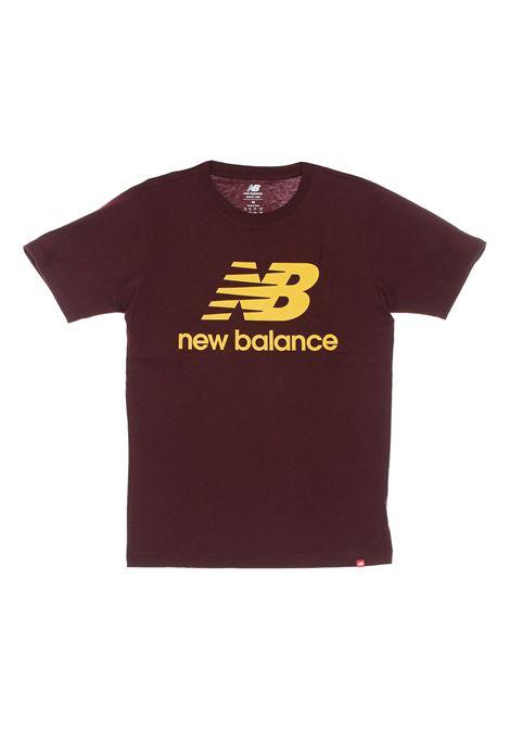 NEW BALANCE   T-SHIRT   MT01575GTH