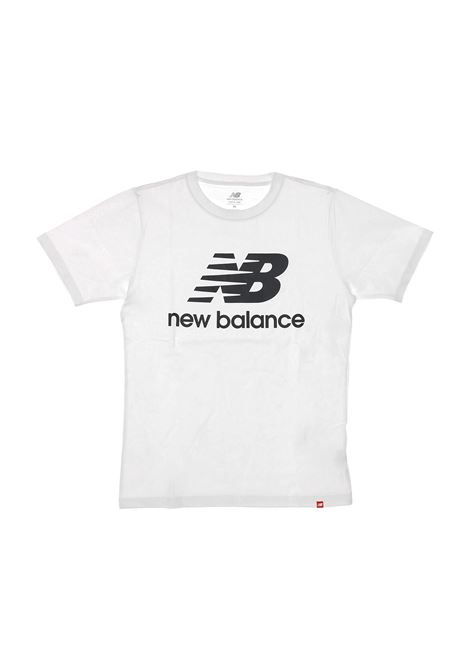 NEW BALANCE   T-SHIRT   MT01575WT