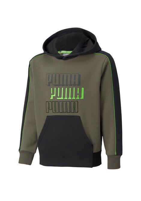PUMA | SWEATSHIRTS | 589275044