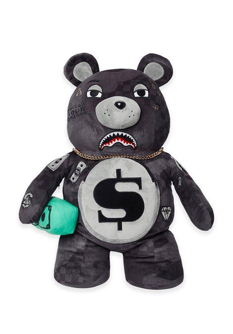 TEDDY BEAR BACKPACK 3AM SPRAYGROUND | GYM SACK/ZAINI | 910B3745NSZ-