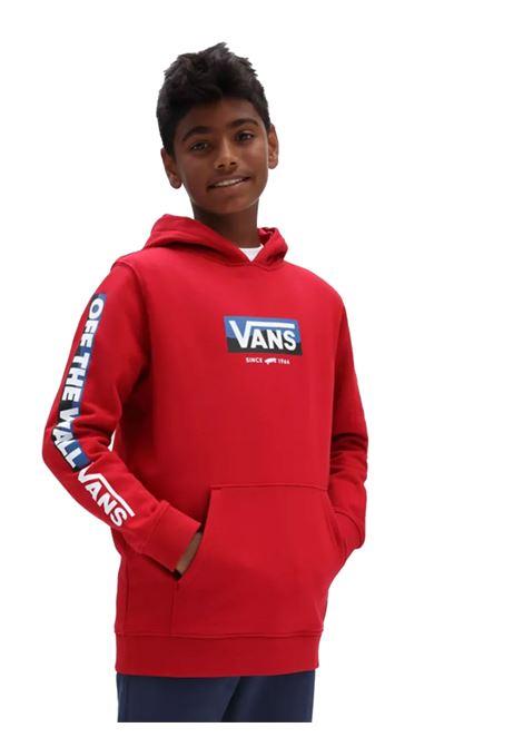 EASY LOGO SS KID VANS | T-SHIRT | VN0A5FM814A1-