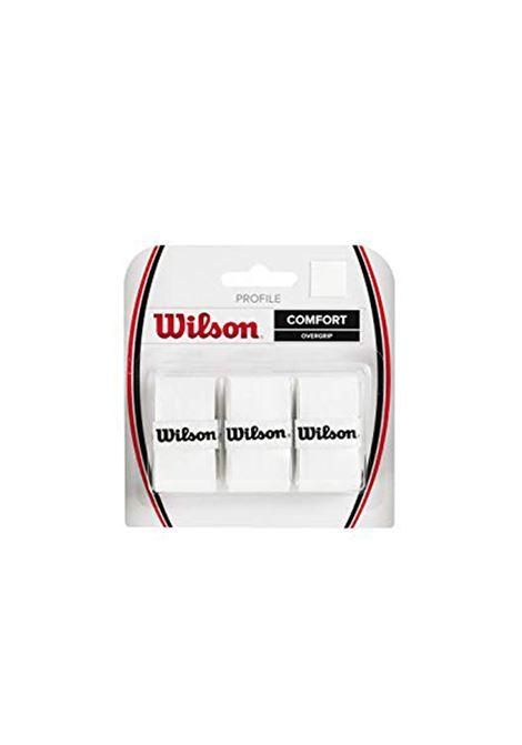 PROFILE OVERGRIP WILSON | ACCESSORI | WRZ4025WH