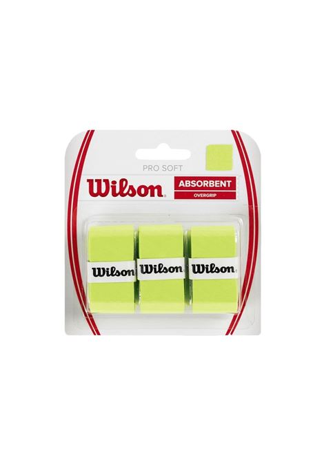 PRO SOFT OVER GRIP WILSON | ACCESSORI | WRZ4040VERDE