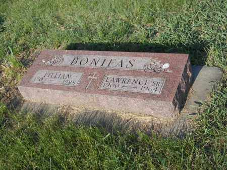 KOOS BONIFAS, LILLIAN - Adams County, Nebraska | LILLIAN KOOS BONIFAS - Nebraska Gravestone Photos