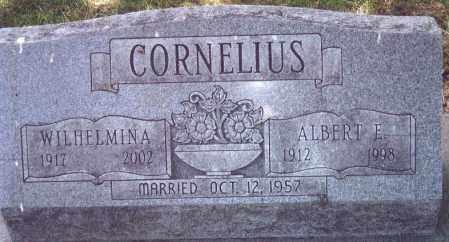 CORNELIUS, ALBERT E. - Adams County, Nebraska | ALBERT E. CORNELIUS - Nebraska Gravestone Photos