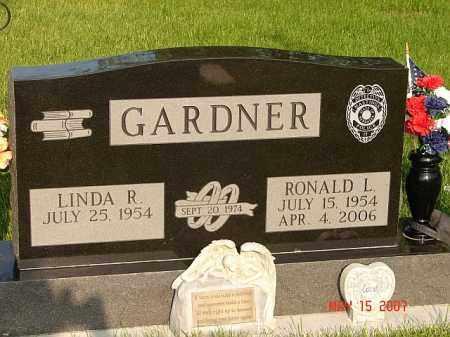 GARDNER, RONALD L. - Adams County, Nebraska | RONALD L. GARDNER - Nebraska Gravestone Photos