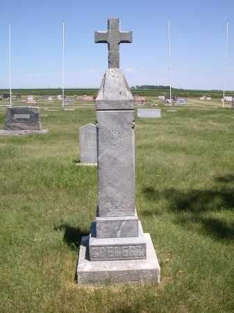 ADAM GOEDERT, ANNA - Adams County, Nebraska   ANNA ADAM GOEDERT - Nebraska Gravestone Photos