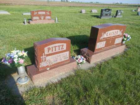 KAISER, JOHN N - Adams County, Nebraska | JOHN N KAISER - Nebraska Gravestone Photos
