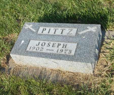 PITTZ, JOSEPH - Adams County, Nebraska | JOSEPH PITTZ - Nebraska Gravestone Photos