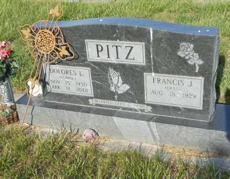PITZ, DOLORES L - Adams County, Nebraska | DOLORES L PITZ - Nebraska Gravestone Photos