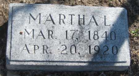 "URQUHART, MARTHA L. ""PATTY"" - Adams County, Nebraska 