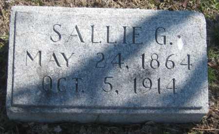 URQUHART, SALLIE G. - Adams County, Nebraska   SALLIE G. URQUHART - Nebraska Gravestone Photos