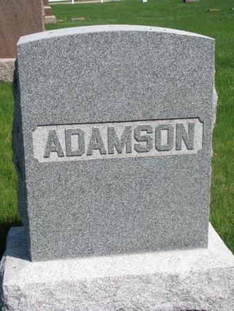 ADAMSON, *FAMILY MONUMENT - Antelope County, Nebraska | *FAMILY MONUMENT ADAMSON - Nebraska Gravestone Photos