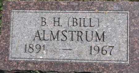 "ALMSTRUM, B.H. ""BILL"" - Antelope County, Nebraska   B.H. ""BILL"" ALMSTRUM - Nebraska Gravestone Photos"