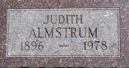 ALMSTRUM, JUDITH - Antelope County, Nebraska | JUDITH ALMSTRUM - Nebraska Gravestone Photos