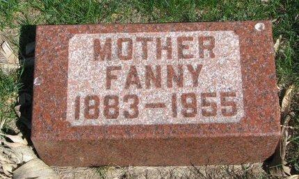 ANDERSEN, FANNY B. - Antelope County, Nebraska   FANNY B. ANDERSEN - Nebraska Gravestone Photos