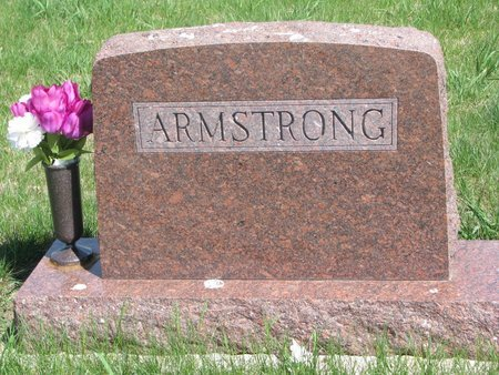 ARMSTRONG, *FAMILY MONUMENT - Antelope County, Nebraska | *FAMILY MONUMENT ARMSTRONG - Nebraska Gravestone Photos