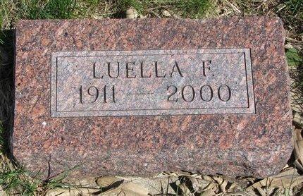 ARMSTRONG, LUELLA F. - Antelope County, Nebraska | LUELLA F. ARMSTRONG - Nebraska Gravestone Photos