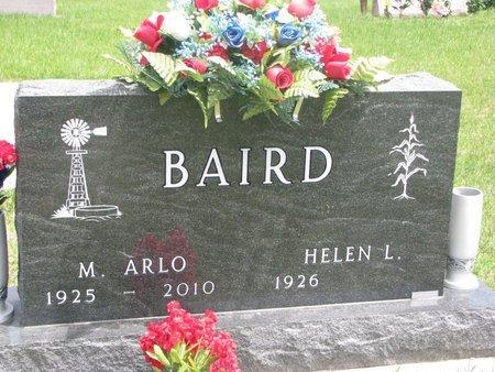 BAIRD, HELEN L. - Antelope County, Nebraska   HELEN L. BAIRD - Nebraska Gravestone Photos