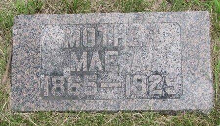 BAIRD, MAE - Antelope County, Nebraska | MAE BAIRD - Nebraska Gravestone Photos