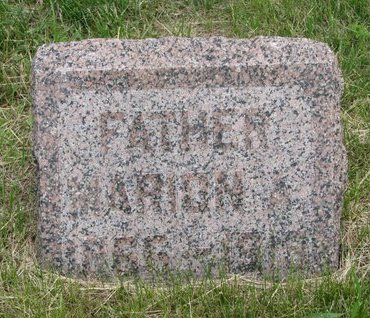 BAIRD, MARION - Antelope County, Nebraska | MARION BAIRD - Nebraska Gravestone Photos