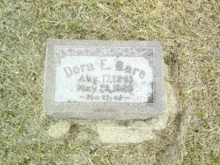 BARE, DORA - Antelope County, Nebraska   DORA BARE - Nebraska Gravestone Photos