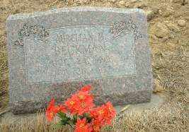 BECKMAN, AURELIAN - Antelope County, Nebraska | AURELIAN BECKMAN - Nebraska Gravestone Photos