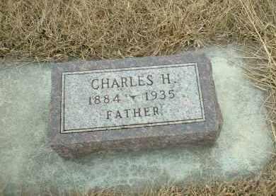 BENNETT, CHARLES H - Antelope County, Nebraska | CHARLES H BENNETT - Nebraska Gravestone Photos