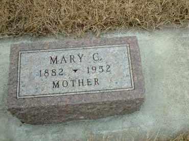 BENNETT, MARY G - Antelope County, Nebraska   MARY G BENNETT - Nebraska Gravestone Photos