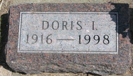 BERGH, DORIS I. - Antelope County, Nebraska | DORIS I. BERGH - Nebraska Gravestone Photos