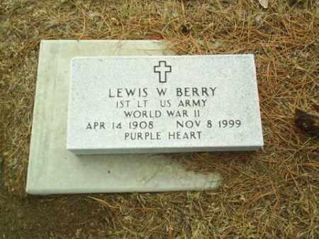 BERRY, LEWIS - Antelope County, Nebraska   LEWIS BERRY - Nebraska Gravestone Photos