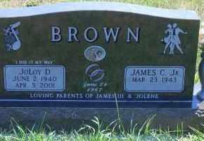 BROWN, JOLOY - Antelope County, Nebraska | JOLOY BROWN - Nebraska Gravestone Photos