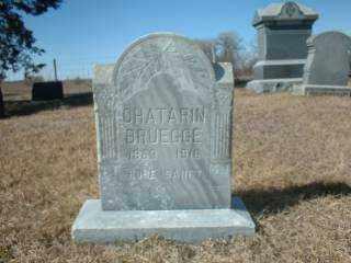 BRUEGGE, CHATARIN - Antelope County, Nebraska | CHATARIN BRUEGGE - Nebraska Gravestone Photos