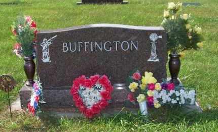 BUFFINGTON, JOHN EARL JR. - Antelope County, Nebraska | JOHN EARL JR. BUFFINGTON - Nebraska Gravestone Photos