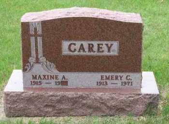 CAREY-CARY, EMERY CHARLES - Antelope County, Nebraska | EMERY CHARLES CAREY-CARY - Nebraska Gravestone Photos