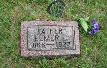 CARY, ELMER L - Antelope County, Nebraska | ELMER L CARY - Nebraska Gravestone Photos