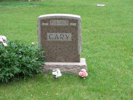 CARY, FAMILY HEADSTONE - Antelope County, Nebraska | FAMILY HEADSTONE CARY - Nebraska Gravestone Photos