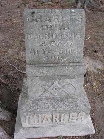 CHARLES, HENRY L. - Antelope County, Nebraska   HENRY L. CHARLES - Nebraska Gravestone Photos