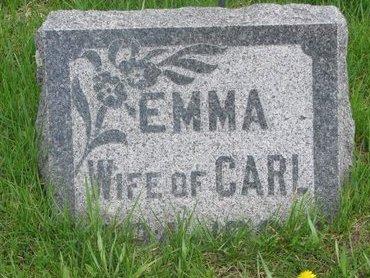 CHRISTIANSEN, EMMA - Antelope County, Nebraska | EMMA CHRISTIANSEN - Nebraska Gravestone Photos