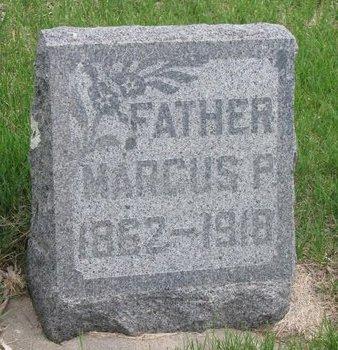 CHRISTIANSEN, MARCUS P. - Antelope County, Nebraska   MARCUS P. CHRISTIANSEN - Nebraska Gravestone Photos