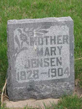 CHRISTIANSEN, MARY - Antelope County, Nebraska | MARY CHRISTIANSEN - Nebraska Gravestone Photos