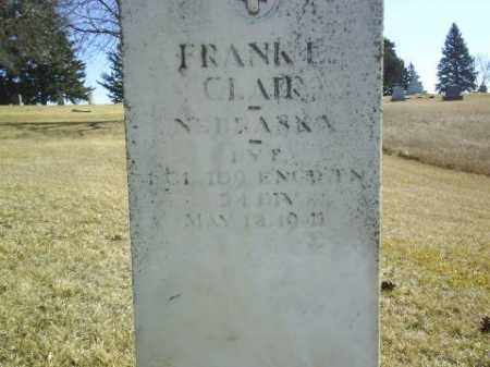 CLAIR, FRANK - Antelope County, Nebraska   FRANK CLAIR - Nebraska Gravestone Photos