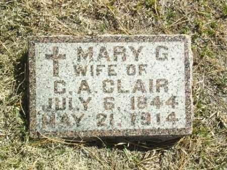 CLAIR, MARY - Antelope County, Nebraska   MARY CLAIR - Nebraska Gravestone Photos