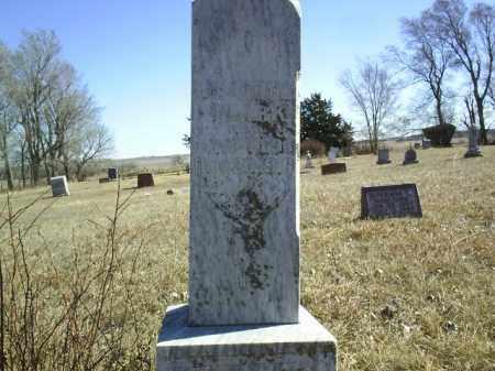 CLARK, SAMUEL - Antelope County, Nebraska | SAMUEL CLARK - Nebraska Gravestone Photos