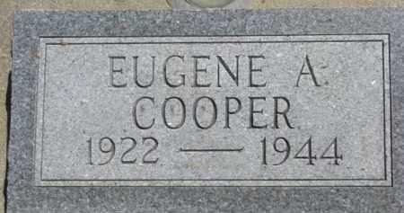 COOPER, EUGENE A. - Antelope County, Nebraska | EUGENE A. COOPER - Nebraska Gravestone Photos