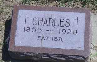 CORKLE, CHARLES L - Antelope County, Nebraska | CHARLES L CORKLE - Nebraska Gravestone Photos