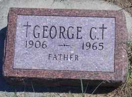 CORKLE, GEORGE C - Antelope County, Nebraska | GEORGE C CORKLE - Nebraska Gravestone Photos