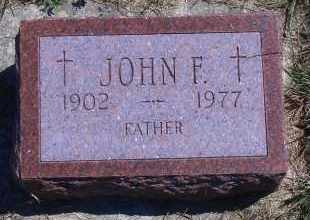 CORKLE, JOHN F - Antelope County, Nebraska | JOHN F CORKLE - Nebraska Gravestone Photos
