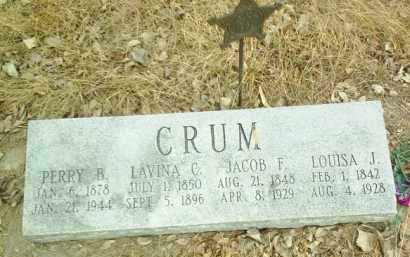CRUM, PERRY - Antelope County, Nebraska | PERRY CRUM - Nebraska Gravestone Photos