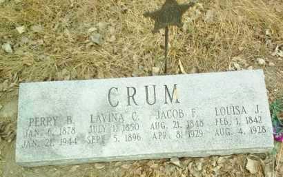 CRUM, PERRY - Antelope County, Nebraska | PERRY CRUM - Nebraska Gravestone Photos